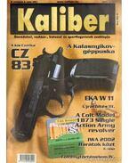 Kaliber 2002. június 5. évf. 6. szám (50.) - Vass Gábor
