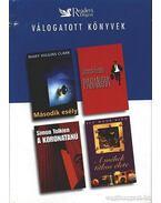 átírni - Finder, Joseph, Tolkien, Simon, Mary Higgins Clark, Sue Monk Kidd