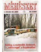 Méhészet 1993. 41. évfolyam (teljes) - Dr. Dögei Imre (főszerk.)