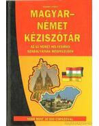Magyar-német kéziszótár - Bodrogi Márta
