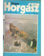 Magyar Horgász 1982. (hiányos) - Vigh József