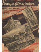 Hangosfilmszínház, keskenyfilmszínház építés, berendezés, szerelés, tűzrendészet - Székely Sándor
