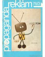Propaganda Reklám 78/3 - Lindner Károly