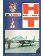 Haditechnika 1994. (XXVIII. évfolyam) - Sárhidai Gyula
