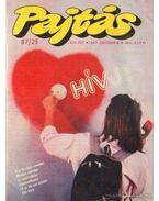 Pajtás 1987. október 25. szám - Bogáti Péter, Cser Gábor