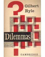 Dilemmas - Ryle, Gilbert