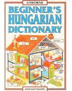 Beginner's Hungarian Dictionary - Szabó Helga, Helen Davies