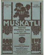 Muskátli 1933. február 5. szám - Zulawsky Elemérné