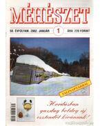 Méhészet 2002. 50. évfolyam (teljes) - Dr. Dögei Imre (főszerk.)