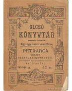 Petraraca összes szerelmi szonettjei - Petrarca, Francesco