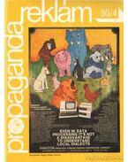 Propaganda Reklám 80/4 - Lindner Károly