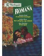 A szerelem ösvényei - Két vőlegény, egy esküvő - Érted égek 1997/5 Romana - Ross, JoAnn, Field, Sandra, Charlton, Ann