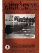 Méhészet 1987. XXXV. évfolyam (teljes) - Dr. Dögei Imre (főszerk.)