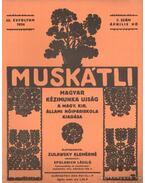 Muskátli 1934. április 7. szám - Zulawsky Elemérné
