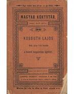 Kossuth Lajos 1848. julius 11-iki beszéde - Kossuth Lajos