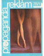Propaganda Reklám 78/1 - Lindner Károly