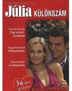 Júlia különszám 17. kötet - Browning, Dixie, Palmer, Diana, Moreland, Peggy