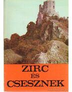 Zirc és Csesznek - Lipták Gábor