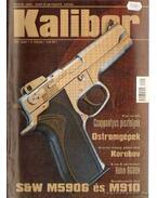 Kaliber 2006. január 9. évf. 1. szám (83.) - Vass Gábor