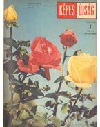 Képes Újság 1968. IX. évf. I-II. kötet (teljes) - Bolgár István (szerk.), Eck Gyula
