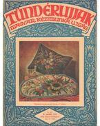 Tündérujjak 1929. szeptember 9. szám - Szegedy Ila