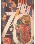 Képes Újság 1970. XI. évf. I-II. kötet (teljes) - Bolgár István (szerk.), Eck Gyula