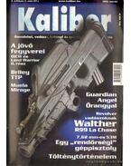 Kaliber 2002. március 5. évf. 3. szám (47.) - Vass Gábor