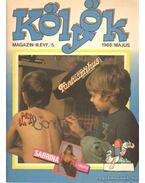 Kölyök magazin 1988. május - Berkes Péter