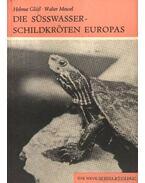 Die Süsswasserschildkröten Europas (Az európai édesvízi teknősök) - Több német szerző
