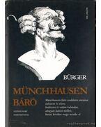 Münchhausen báró - Gottfried August Bürger