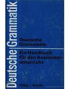 Deutsche Grammatik - Helbig,Gerhard, Buscha,Joachim