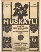 Muskátli 1933. január 4. szám - Zulawsky Elemérné