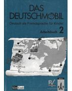 Das Deutschmobil 2 - Arbeitsbuch - Jutta Douvitsas-Gamst, Sigrid Xanthos-Kretzschmer