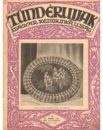 Tündérujjak 1929. november 11. szám - Szegedy Ila