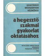 A hegesztő szakmai gyakorlat oktatásához - Kiss Dezső, Mikló István