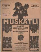 Muskátli 1934. március 6. szám - Zulawsky Elemérné