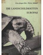 Die Landschildkröten Europas - Több német szerző