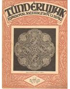 Tündérujjak 1929. október 10. szám - Szegedy Ila