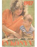 Nők Lapja évkönyv 1987 - Némethi Irén