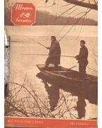 Magyar Horgász 1967. (teljes) - Vigh József