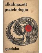 Alkalmazott pszichológia - Lénárd Ferenc