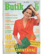 Butik 1992. május - Moldován Katalin