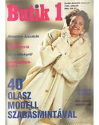 Butik 1. 1993. január - Moldován Katalin