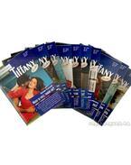 Tiffany 101-110. füzet - Ross, JoAnn, Browning, Dixie, Baxter, Mary Lynn, Major, Ann, Connell, Susan, Keelyn, Patricia, Hingle, Metsy, Crusie, Jennifer, James, Kristin, Lori Foster