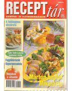 Recepttár 1999/9 - Wanatka Gabriella