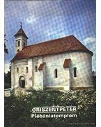 Őriszentpéter - Plébániatemplom - Dercsényi Balázs