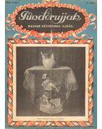 Tündérujjak 1926. október 18. szám - Szegedy Ila