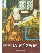 Biblia múzeum - Németh Pál, Szabó András