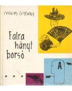 Falra hányt borsó - Mikes György