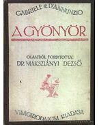 A gyönyör - D'Annunzio, Gabriele